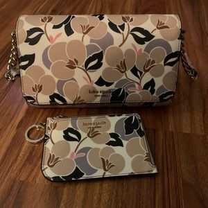 Kate Spade | Purse & Matching Wallet | Womens